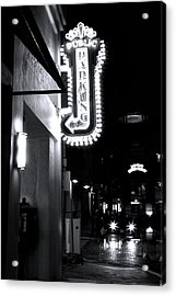 Ft. Lauderdale Nights Acrylic Print