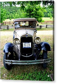 Full Frontal Ford Acrylic Print