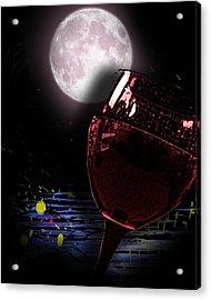 Full Moon Acrylic Print