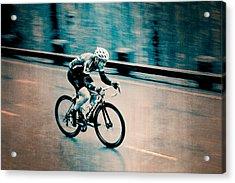 Acrylic Print featuring the photograph Full Speed Ahead by Ari Salmela