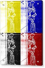 Fundamentals Acrylic Print by Randall Henrie