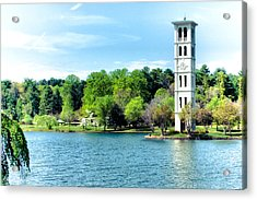 Furman Lake Acrylic Print