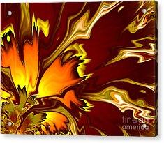 Furnace Acrylic Print