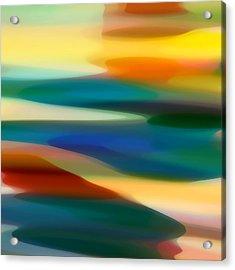 Fury Seascape 5 Acrylic Print