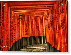 Fushimi Inari Acrylic Print