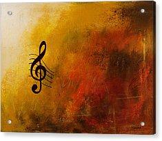 G Symphony Acrylic Print