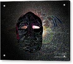Galactic Dreams Acrylic Print by L T Sparrow