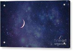 Galactic Show Acrylic Print