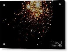 Galaxy-i Acrylic Print by Baljit Chadha