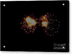 Galaxy-m Acrylic Print by Baljit Chadha