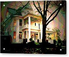 Galesburg House Acrylic Print