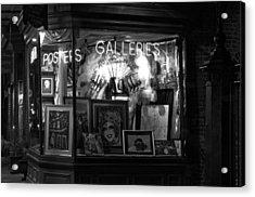 Gallery On Royal Street Acrylic Print