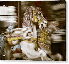Gallop 1 Acrylic Print