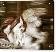Gallop 3 Acrylic Print