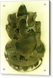 Ganesh P1 Acrylic Print