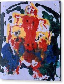 Ganesha-a-5 Acrylic Print