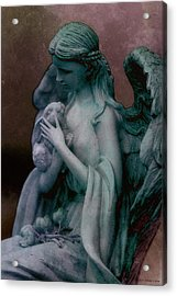 Forest Angel 3 Acrylic Print