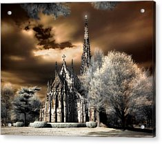 Garden City Cathedral #2 Acrylic Print