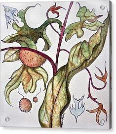 Garden Of Adam Acrylic Print