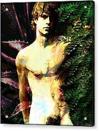Garden Of Eden Acrylic Print