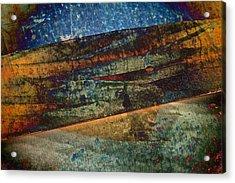 Garden Of Light Acrylic Print by Odd Jeppesen