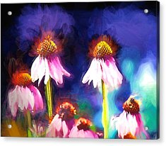 Garden Of Love Acrylic Print