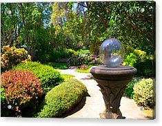 Garden Of Wishes Acrylic Print