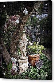 Garden Simphony Acrylic Print