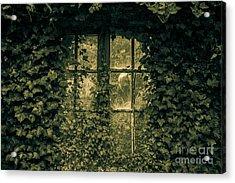 Garden Spirit Acrylic Print