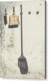 Gardening Acrylic Print by Joana Kruse
