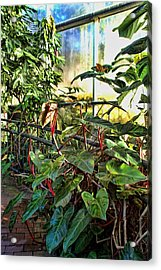 Gardens Acrylic Print