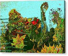 Gardone Acrylic Print by Doug Petersen