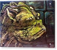 Gargoyle Acrylic Print