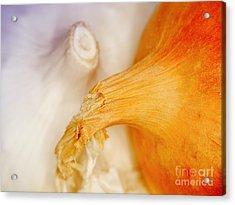 Garlic And Onion Acrylic Print