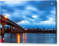 Garrison Ave. Bridge Acrylic Print