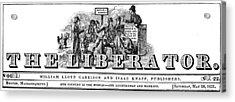 Garrison The Liberator Acrylic Print