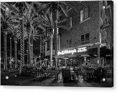 Acrylic Print featuring the photograph Gaslamp Evening by Jeremy Farnsworth