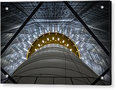 Gasometer - Big Air Package Acrylic Print
