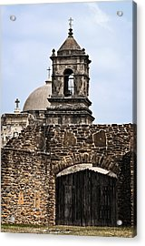 Gate To San Jose Acrylic Print by Andy Crawford