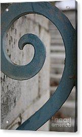 Gate Detail ...versailles Acrylic Print