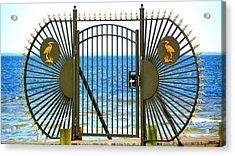 Gate To Paradise Acrylic Print