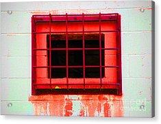 Gated Community Acrylic Print