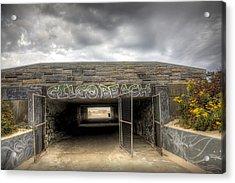 Gates To Euphoria Acrylic Print