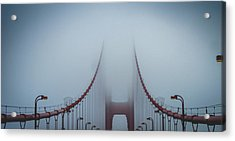 Gateway Acrylic Print by Cameron Howard
