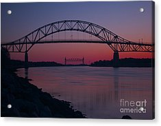 Gateway To Cape Cod Acrylic Print