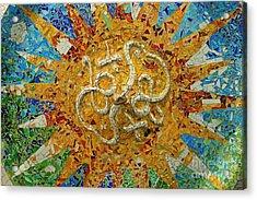 Gaudi Art Acrylic Print