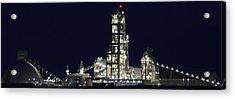Gcc Pueblo Cement Plant Acrylic Print