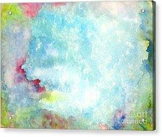 Gemstone Acrylic Print