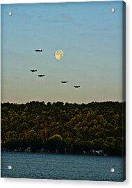 Geneseo Air Show Acrylic Print