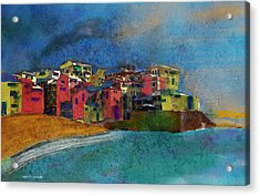Genoa Acrylic Print